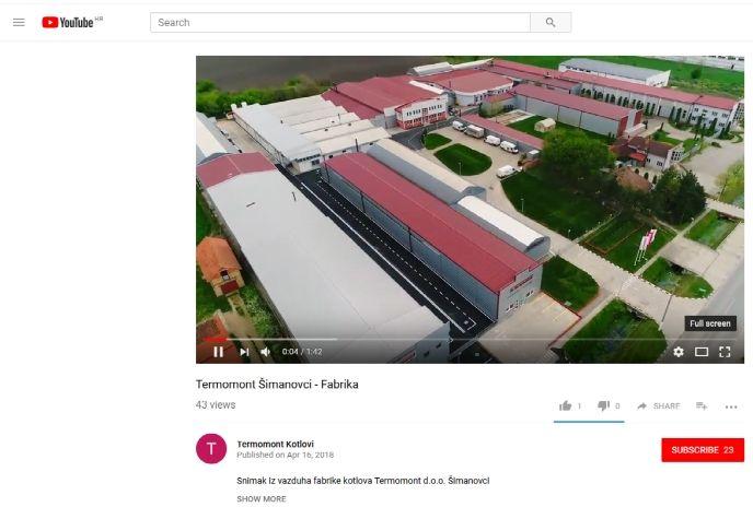 termomont video